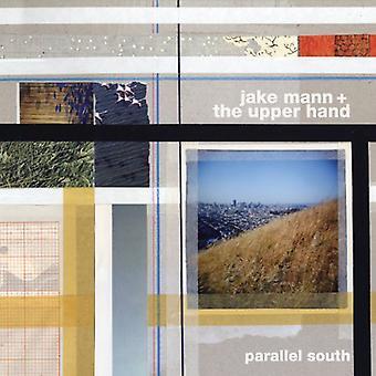 Jake Mann & the Upper Hand - Parallel South [Vinyl] USA import