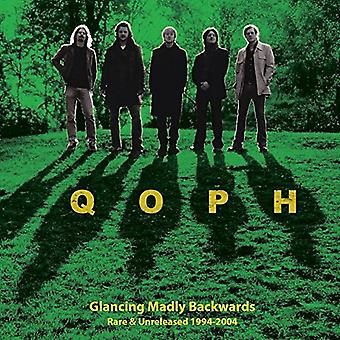 Qoph - Glancing Madly Backwards: Rare & Unreleased [CD] USA import