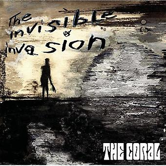 Coral - Invisible Invasion [CD] USA import