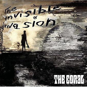 Coral - Invisible Invasion [DVD] USA importere