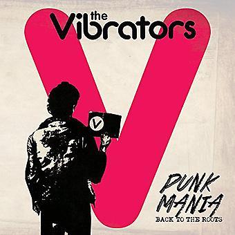 Vibrateurs - Punk Mania-retour à l'importation des USA de racines [CD]