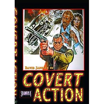Covert Action [DVD] USA import