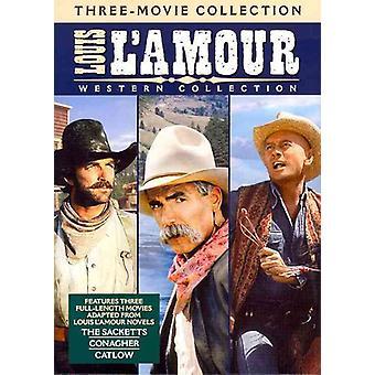 Importazione di Louis l'Amour Collection [DVD] Stati Uniti d'America