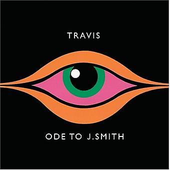 Travis - Ode to J. Smith [CD] USA import
