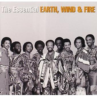 Wind Earth & Fire - Essential Earth Wind & Fire [CD] USA import