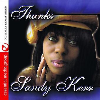 Sandy Kerr - (I 'm) Billie Jean [CD] USA tuonti