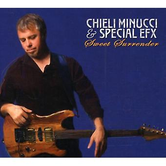Chieli Minucci & Special Efx - Sweet overgivelse [CD] USA import