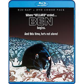 Ben [Blu-ray] USA import