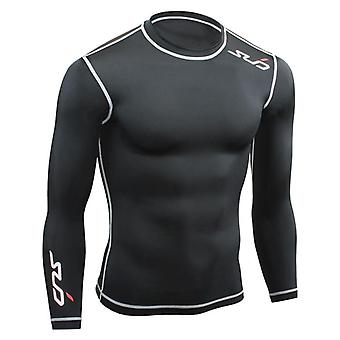 Sub Sports Kids Compression Long Sleeve Vest Top T-Shirt Base Layer Sports Wear