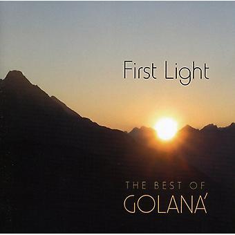Golana - First Light: The Best of Golana [CD] USA import
