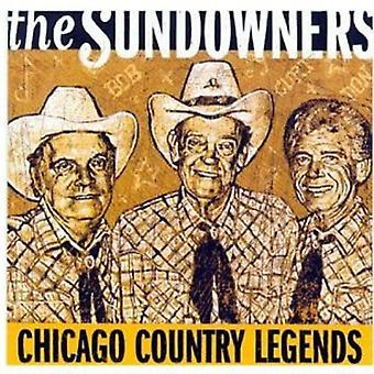 Sundowners - Chicago Country Legends [CD] USA import