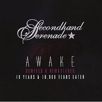 Secondhand Serenade - Awake:Remixed & Rema [CD] USA import