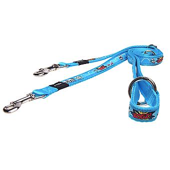 Kruuse Rogz Scooter Nylon Multi-Dog Walking Lead