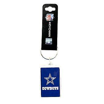Dallas Cowboys NFL akryyli avaimenperä