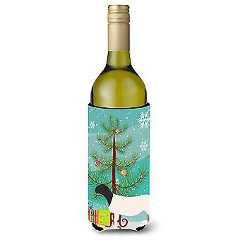 Dorper Sheep Christmas Wine Bottle Beverge Insulator Hugger