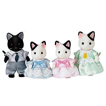 Produkty Sylvanian Families Tuxedo kot rodziny