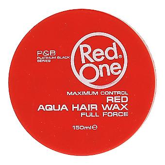 Red One Red Aqua Hair Wax 150ml