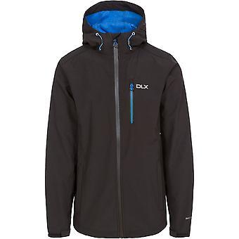 Casaco de poliéster impermeável respirável DLX jaqueta Trespass Mens Marten