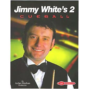 Jimmy Whites 2-Cueball-fabriek verzegeld