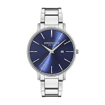 Kenneth Cole New York Herren Uhr Armbanduhr Edelstahl KC15059003