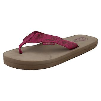 Womens Regatta Toe Post Flip Flops