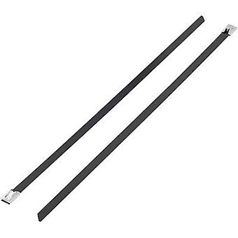 KSS BSTC-521 BSTC-521 Cable tie 521 mm 4.60 mm Black Coated 1 pc(s)
