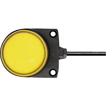 Light LED Idec LH1D-D2HQ4C30Y Yellow Non-stop light signal 24 Vdc, 24 V AC