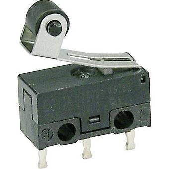 ZF Microswitch DG13-B1RA 125 V AC 3 A 1 x On/(On) momentary 1 pc(s)