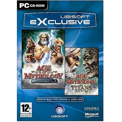 Age of Mythology (GOLD) PC Game