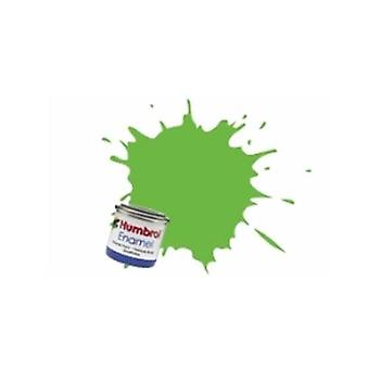 Humbrol Enamel verf 14ML nr 38 Lime - Gloss