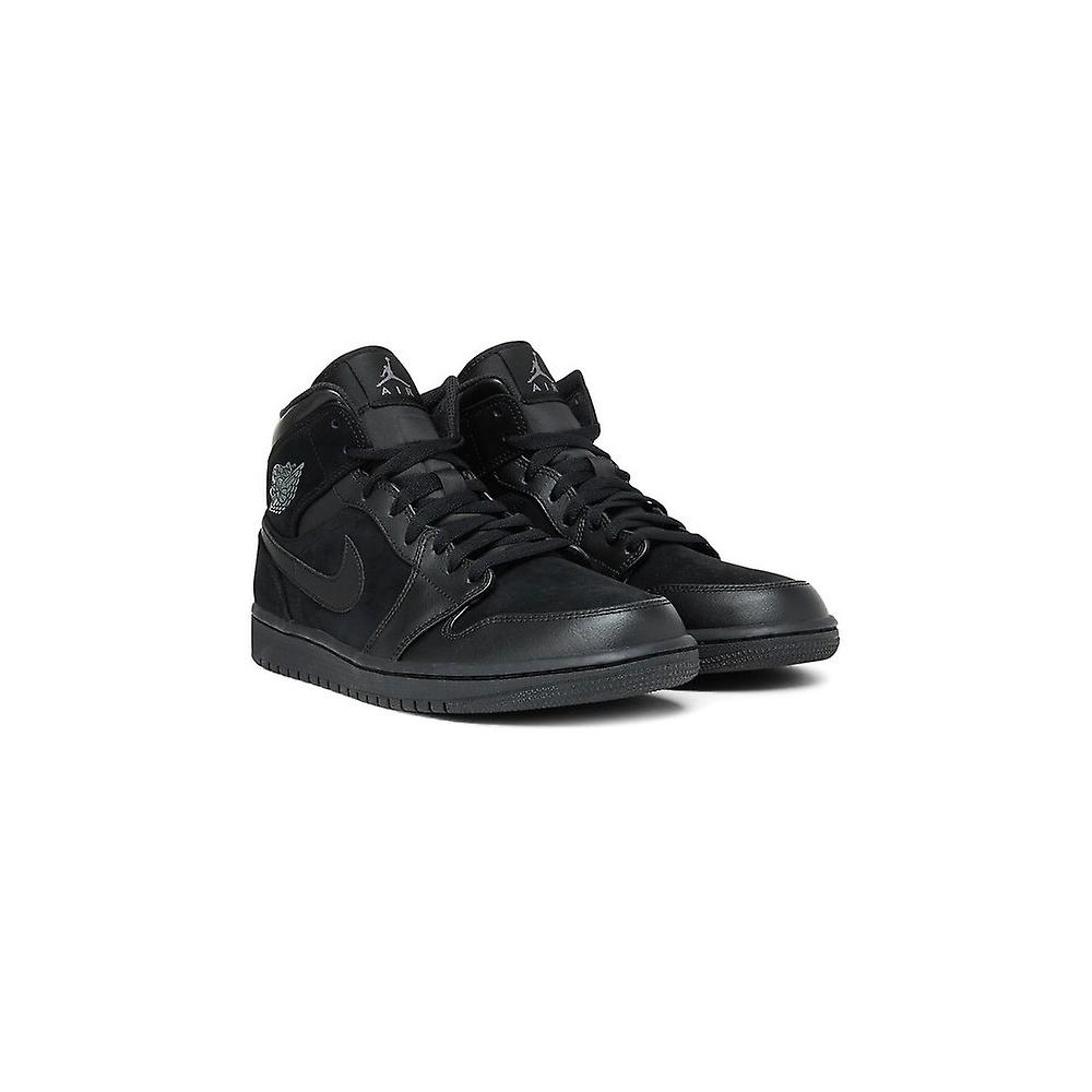 Nike Air Jordan 1 Mid 554724050 basketball all year men shoes