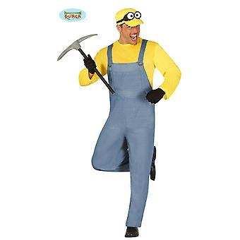 Mineri costum pentru Men ' s mineri miniere baterie Funny artizan