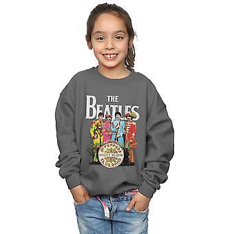 Beatles tytöt Sgt Pepper pusero