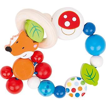 Heimess Touch Ring Rattle Elastic Fox