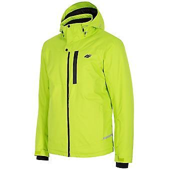 4F KUMN006 H4Z18KUMN006SOCZYSTAZIELE universal winter men jackets
