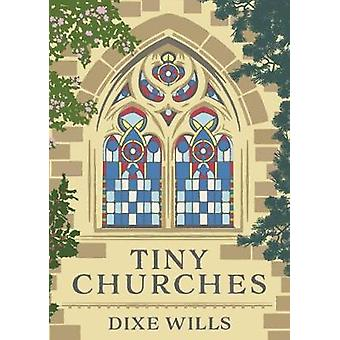 Tiny Churches by Dixe Wills - 9780749579913 Book