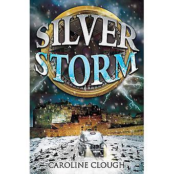 Silver Storm - 3 - fièvre rouge de Caroline Clough - livre 9781782503132