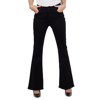 Flared Trousers Bootcut Stretch Jeans