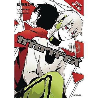 Kagerou Daze - Vol. 10 przez Kagerou Daze - Vol. 10-9781975327514 książki