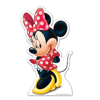 Minnie Mouse Lifesize Cardboard Cutout / Standee  (Disney)