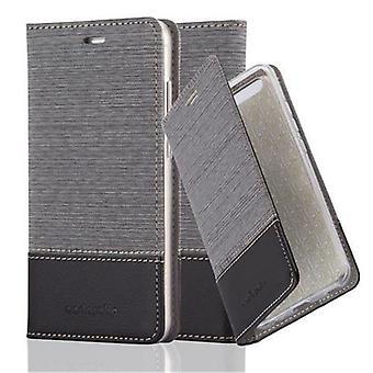 Hülle für Huawei P10 LITE Klappbare Handyhülle - Cover - mit Standfunktion und Kartenfach