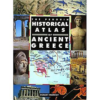 Le Penguin Historical Atlas de la Grèce antique (référence de pingouin)
