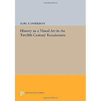 História como uma arte Visual no renascimento do século XII (biblioteca do legado de Princeton)