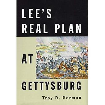 Lees riktiga Plan vid Gettysburg
