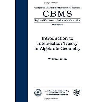 Introduzione alla teoria dell'intersezione nella geometria algebrica