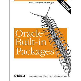 Oracle inbyggda paket (Oracle utvecklingsspråk)