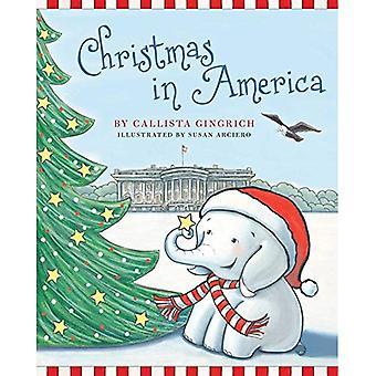 Jul i Amerika (Ellis elefanten)