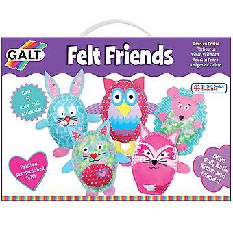 Galt juguetes amigos costurero de fieltro