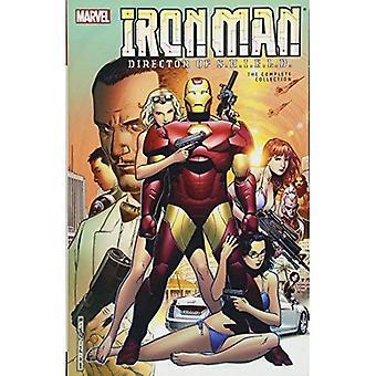 Iron Man: Dyrektor S.H.I.E.L.D. - Pełna kolekcja