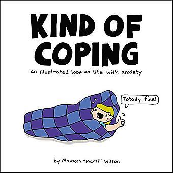 Tipo di Coping: uno sguardo illustrato nella vita con ansia